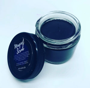 """Magnet Scrub"" Active Charcoal Exfoliant"