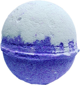 """Go To Sleep Babe"" - Super Bubble Bath Bomb (lavender, Chamomile)"