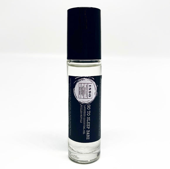 Roller Bottle - Go to Sleep Babe {Lavender and Chamomile} 15ml