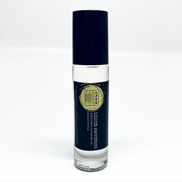 Roller Bottle- Liquid Happiness {Lemongrass} 15ml