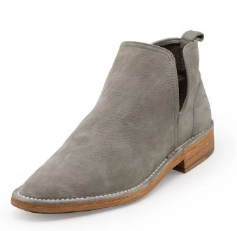 Charleston Shoe Co. - Federal Bootie (Grey)