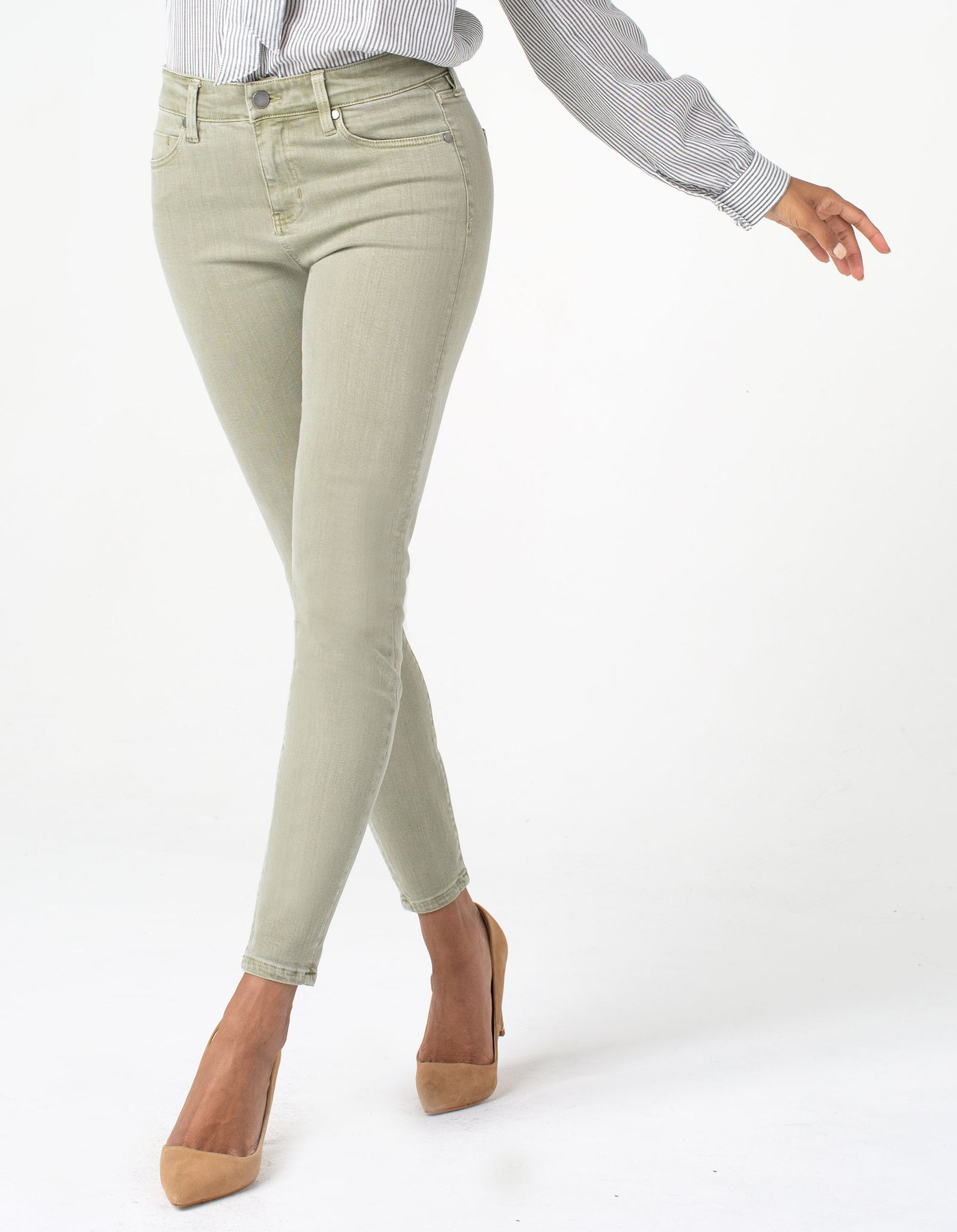 Liverpool PENNY Skinny Ankle Jean in Multiple Colors