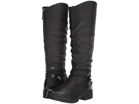 Spring Step - Vanquish Boot - in Black