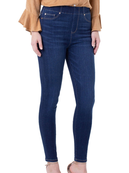 Liverpool Chloe High Rise Ankle Skinny Performance Denim