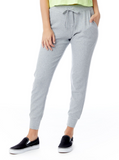 Cotton Modal Interlock Jogger Pants