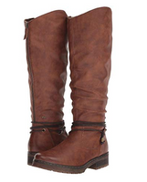 Spring Step - Vanquish Boot - in Camel