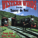 """Western Winds"" CD - Yancey de Veer"