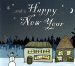 ...and a Happy New Year (Winter Holiday Songs) CD