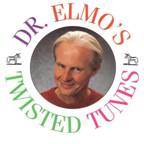 'Twisted Tunes' CD - Dr. Elmo