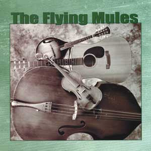 'Songs, Tunes & Riddles' CD - The Flying Mules