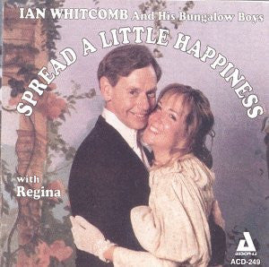'Spread A Little Happiness' CD - Ian Whitcomb