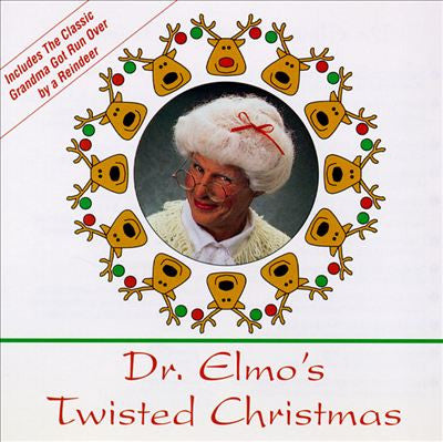 'Twisted Christmas' CD - Dr. Elmo