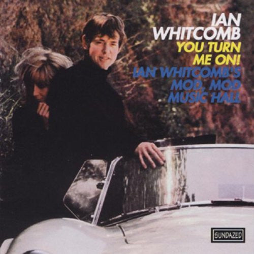 'You Turn Me On/Mod Mod World' CD - Ian Whitcomb