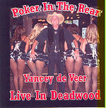 """Poker In the Rear"" CD - Yancey de Veer"