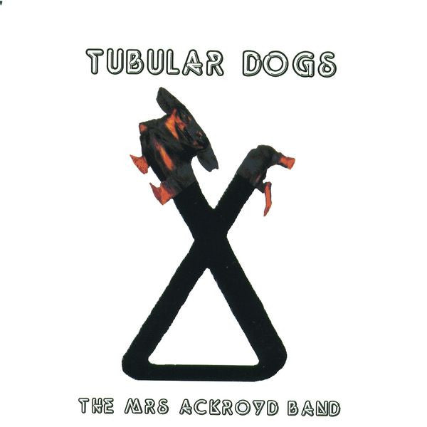'Tubular Dogs' CD - Les Barker