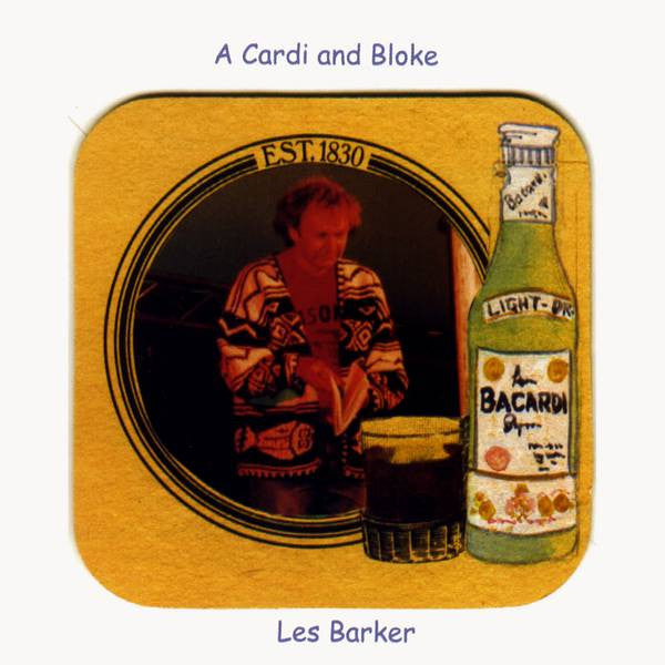 'A Cardi and A Bloke' CD - Les Barker