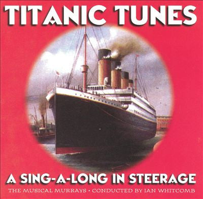 'Singalong In Steerage' CD - Ian Whitcomb
