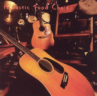 'Acoustic Food Chain (with Steve Glotzer)' CD