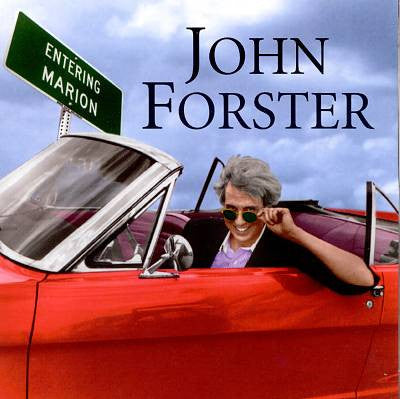 """Entering Marion"" CD - John Forster"