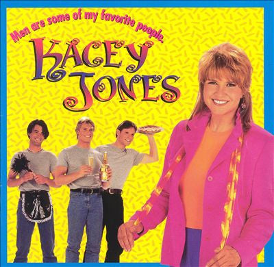 """Men Are Some Of My Favorite People"" CD - Kacey Jones"