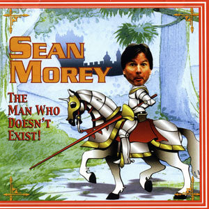 'The Man Who Doesn't Exist' CD - Sean Morey