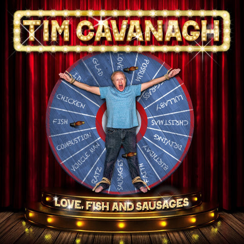Love, Fish and Sausages CD - Tim Cavanagh