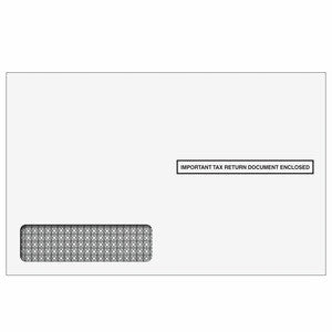 Double Window Envelope for 1042-S