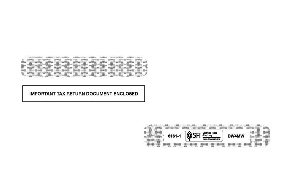 Double Window Envelope for L4UPW (DW4MW)