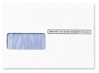 Single Window W-2 Envelope (SWCL)