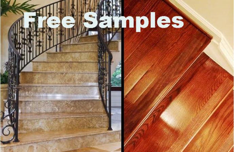 Free Samples: No-slip Tapes, Indoor Stairs - No-slip Strip