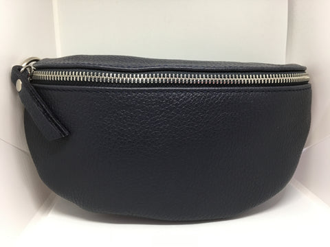 Italian Leather Bum Bag