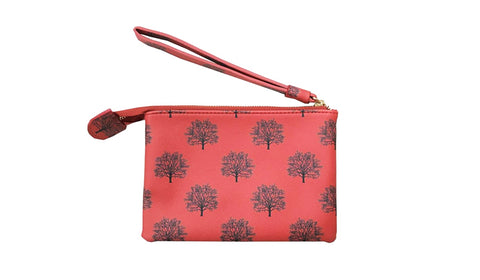 Tree Design Coin Purse