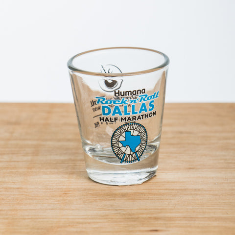 Distance Pint Glass