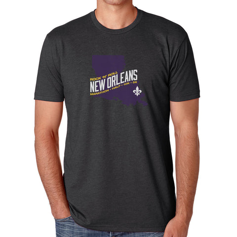 New Orleans State Tee