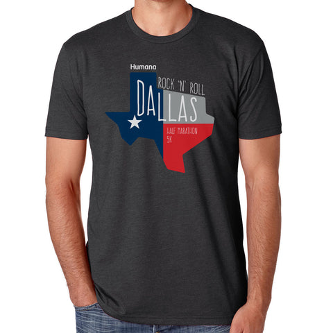 Dallas State Flag Tee