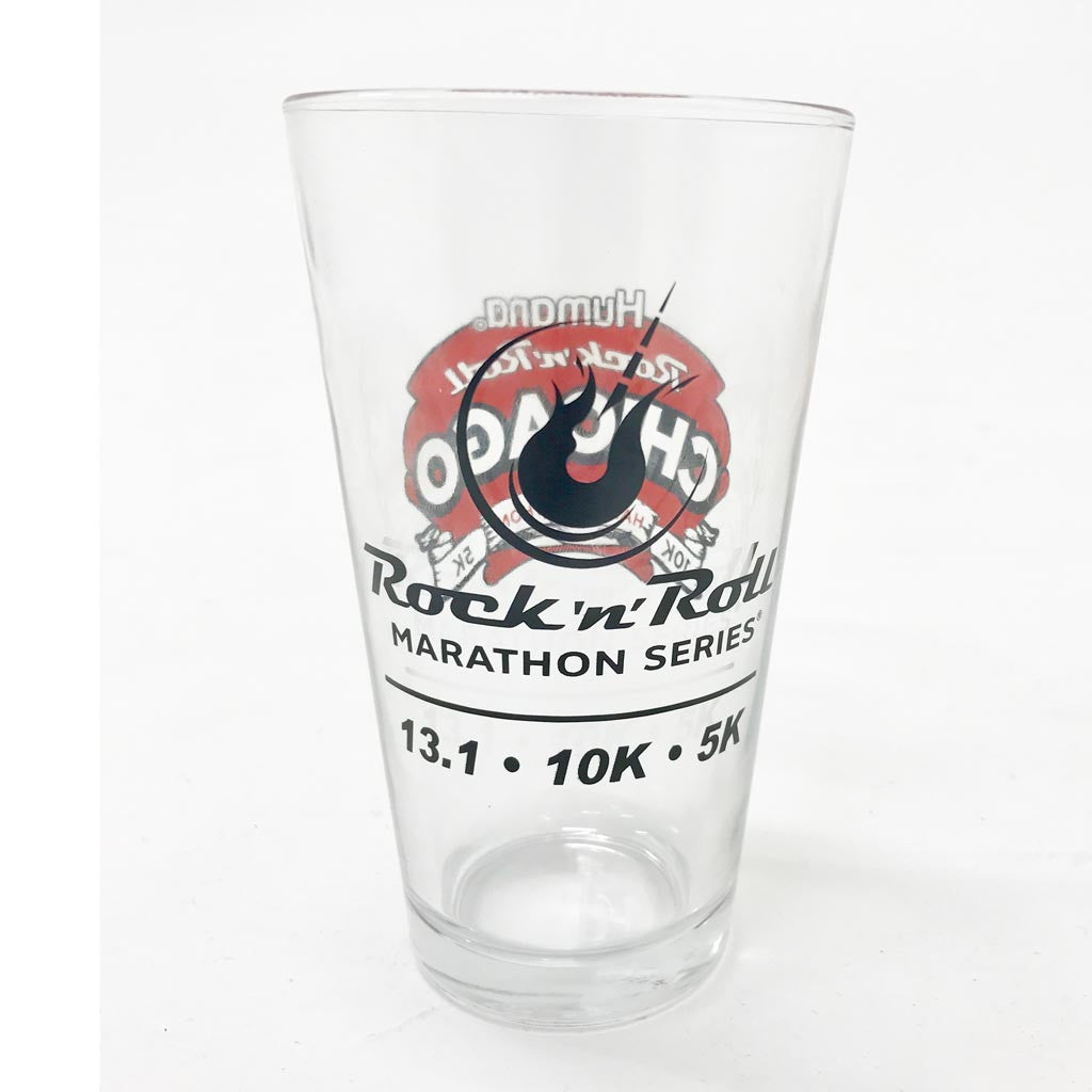 Chicago Pint Glass