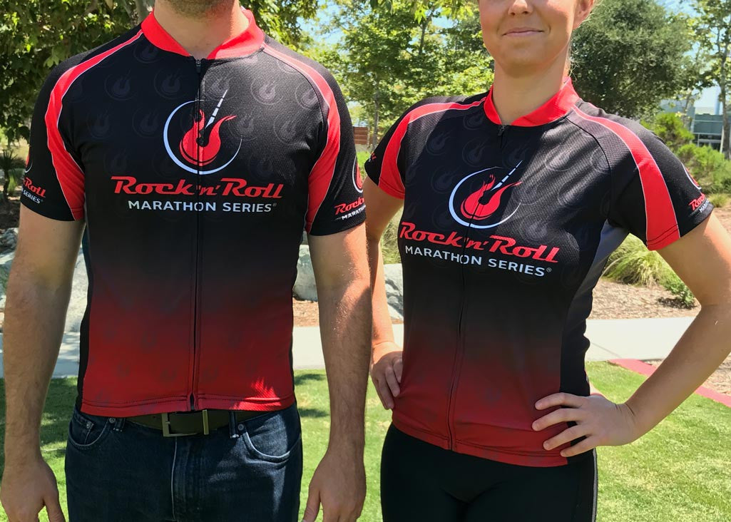 RNR Bike Jersey for Men and Women
