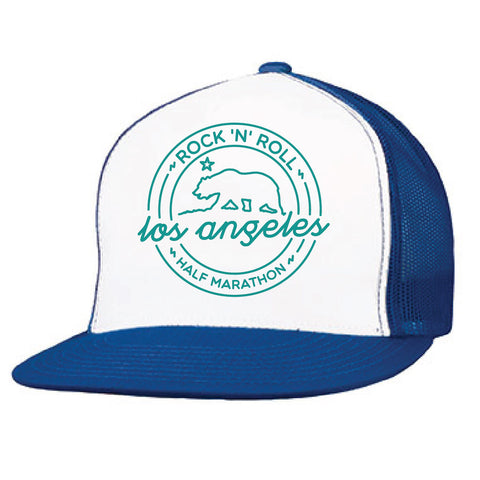 RNR Los Angeles Trucker Hat