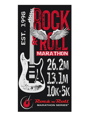 Rock 'n' Roll 5K Guitar Ornament
