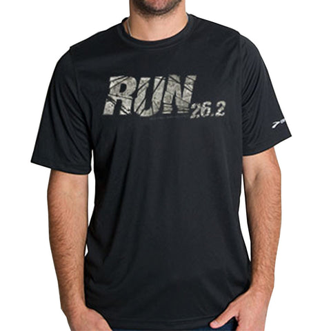 RnR Run the Pavement Mens Tee
