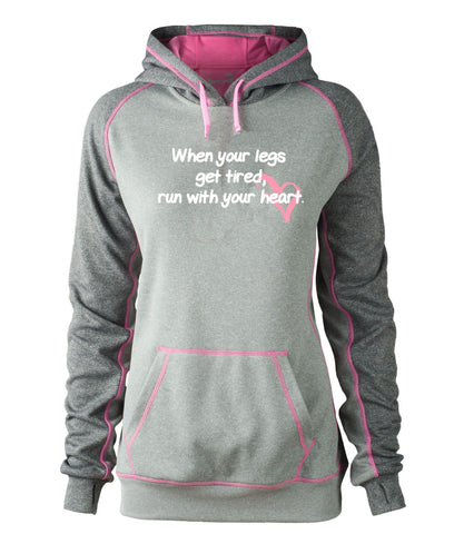 RUN SHOES TRAINING TEE