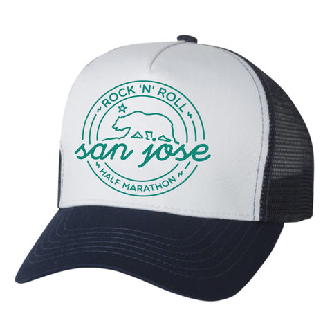 San Jose Trucker Hat