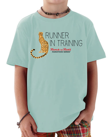 RNR Runner in Training