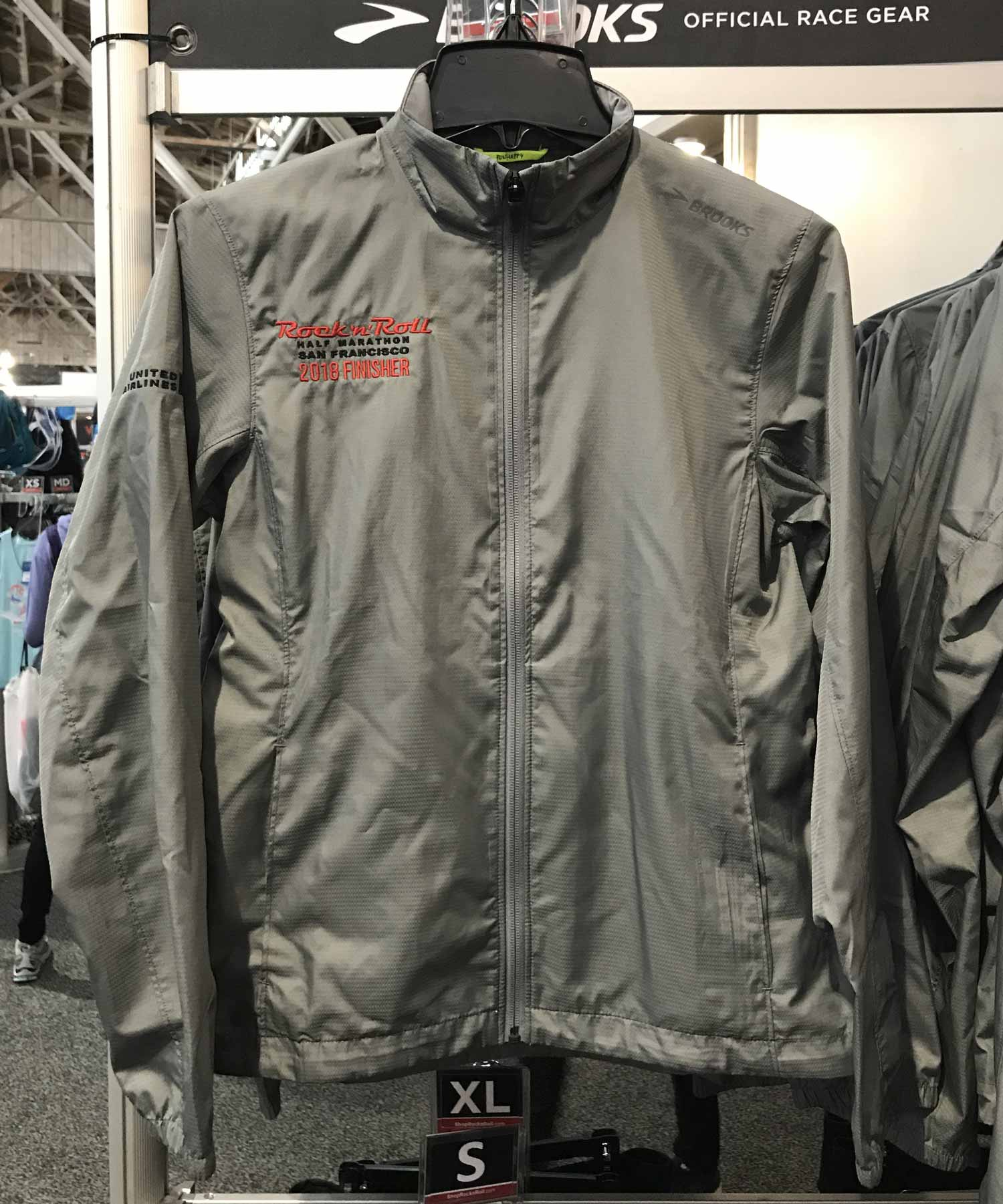 SFR18 FINISHER JACKET