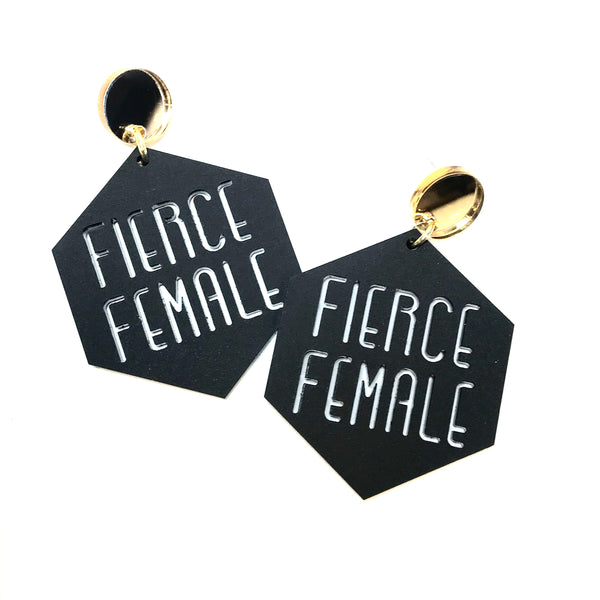 Activist Wear - Fierce Female