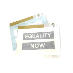 Activist Wear - Equality Now Stickers/Decals