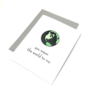 planet cards - you mean the world to me