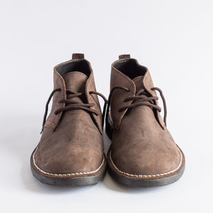 Dark Brown Leather Vellies - Freedom Vellies Collection - Uhuru Afrique