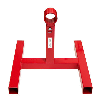 "Landing Gear Safety Stand 18"" Base (14.0"" to 21.5"")"