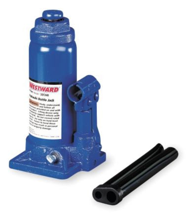 Westward 6-Ton Bottle Jack (Imported)